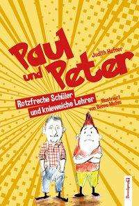 Judith Hafner: Paul und Peter, Buch