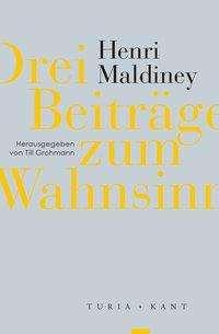 Henri Maldiney: Drei Beiträge zum Wahnsinn, Buch