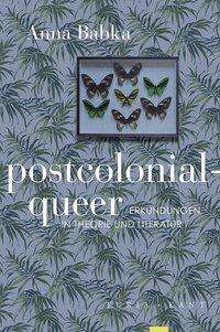 Anna Babka: postcolonial-queer, Buch
