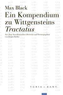 Max Black: Ein Kompendium zu Wittgensteins Tractatus, Buch