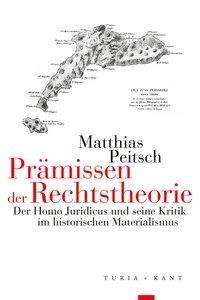 Matthias Peitsch: Prämissen der Rechtstheorie, Buch
