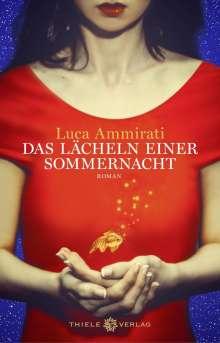 Luca Ammirati: Das Lächeln einer Sommernacht, Buch