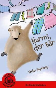 Stefan Slupetzky: Nurmi - der Bär, Buch