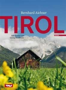 Bernhard Aichner: Tirol, Buch