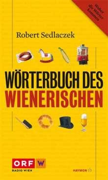 Robert Sedlaczek: Wörterbuch des Wienerischen, Buch