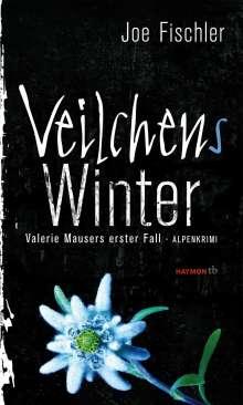Joe Fischler: Veilchens Winter, Buch