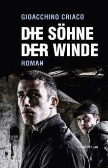 Gioacchino Criaco: Die Söhne der Winde, Buch