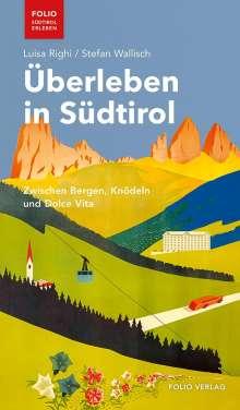 Luisa Righi: Überleben in Südtirol, Buch