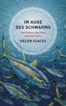 Helen Scales: Im Auge des Schwarms, Buch