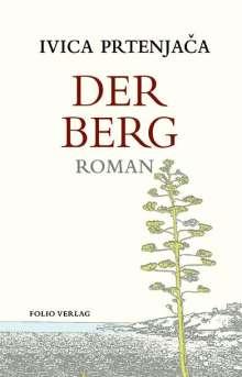 Ivica Prtenjaca: Der Berg, Buch