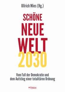 Hans Kremer: Schöne Neue Welt 2030, Buch