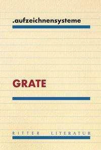 Hanne Römer: grate - aufzeichensysteme, Buch