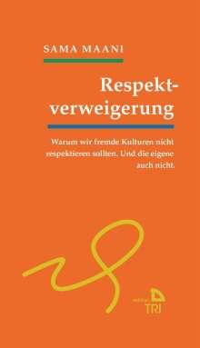 Sama Maani: Respektverweigerung, Buch