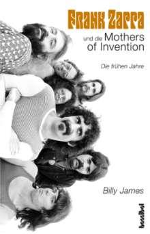 Billy James: Frank Zappa und die Mothers of Invention, Buch