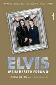 George Klein: Elvis - Mein bester Freund, Buch