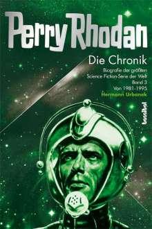 Hermann Urbanek: Die Perry Rhodan Chronik, Buch