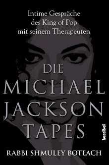 Shmuley Boteach: Die Michael Jackson Tapes, Buch