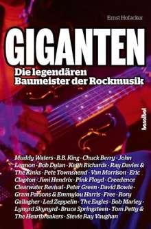 Ernst Hofacker: Giganten, Buch