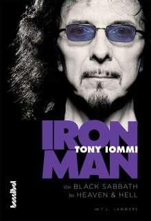 Tony Iommi: Iron Man, Buch