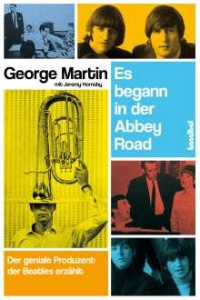 George Martin: Es begann in der Abbey Road, Buch