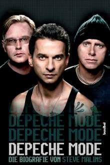 Steve Malins: Depeche Mode - Die Biografie, Buch