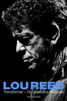 Victor Bockris: Lou Reed - Transformer, Buch