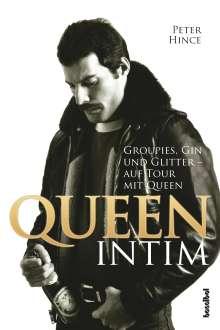 Peter Hince: Queen intim, Buch