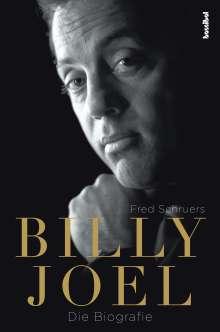 Fred Schruers: Billy Joel, Buch