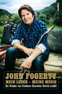 John Fogerty: Mein Leben - Meine Musik, Buch