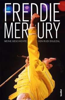 Rudi Dolezal: Freddie Mercury, Buch