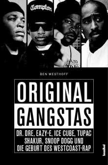 Ben Westhoff: Original Gangstas, Buch