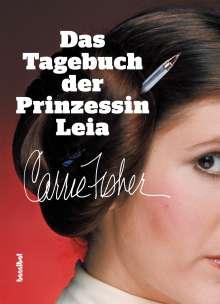 Carrie Fisher: Das Tagebuch der Prinzessin Leia, Buch