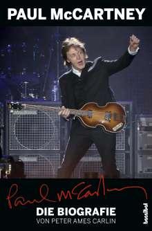 Peter Ames Carlin: Paul McCartney - Die Biografie, Buch