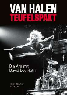 Noel E. Monk: Van Halen, Buch