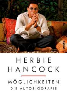 Herbie Hancock: Möglichkeiten, Buch