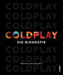 Debs Wild: Coldplay, Buch