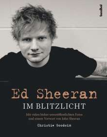 Christie Goodwin: Ed Sheeran, Buch