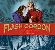 Alex Raymond: Flash Gordon, 2 Bücher
