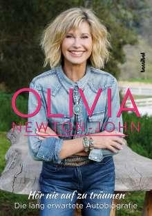 Olivia Newton-John: Hör nie auf zu träumen, Buch