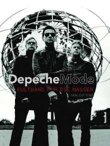 Ian Gittins: Depeche Mode, Buch