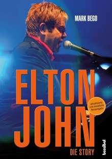 Mark Bego: Elton John, Buch