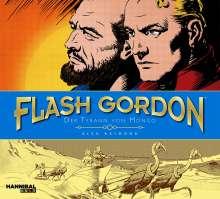 Alex Raymond: Flash Gordon - Der Tyrann von Mongo, Buch