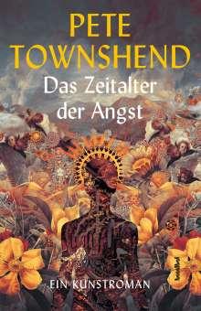 Pete Townshend: Das Zeitalter der Angst, Buch