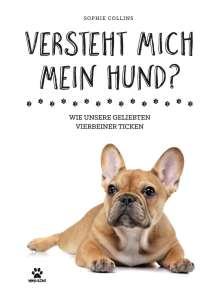 Sophie Collins: Versteht mich mein Hund?, Buch