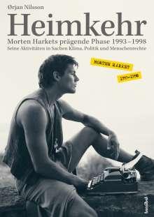 Ørjan Nilsson: Heimkehr. Morten Harkets prägende Phase 1993-1998, Buch