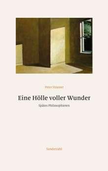 Peter Strasser: Eine Hölle voller Wunder, Buch