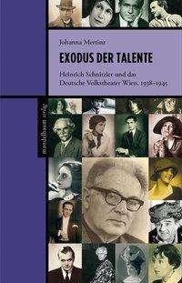 Johanna Mertinz: Exodus der Talente, Buch