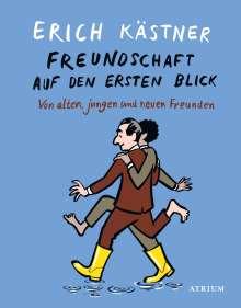 Erich Kästner: Freundschaft auf den ersten Blick, Buch