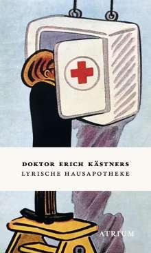 Erich Kästner: Doktor Erich Kästners Lyrische Hausapotheke, Buch