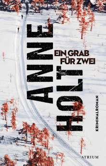 Anne Holt: Ein Grab für zwei, Buch